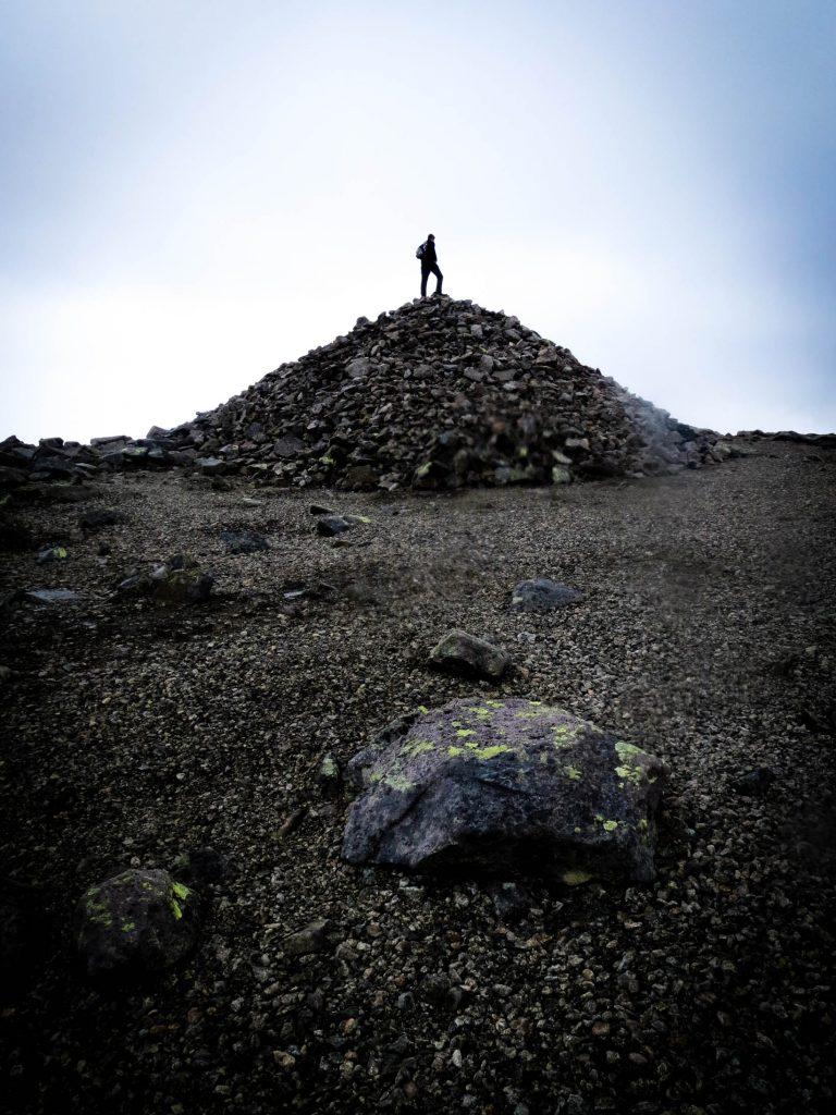 Vakantie Noorwegen - het hoogste punt van Besseggen