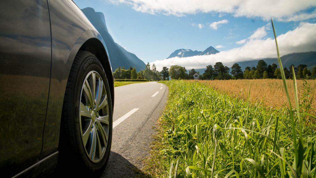 Roadtrippen naar Mardalsfossen