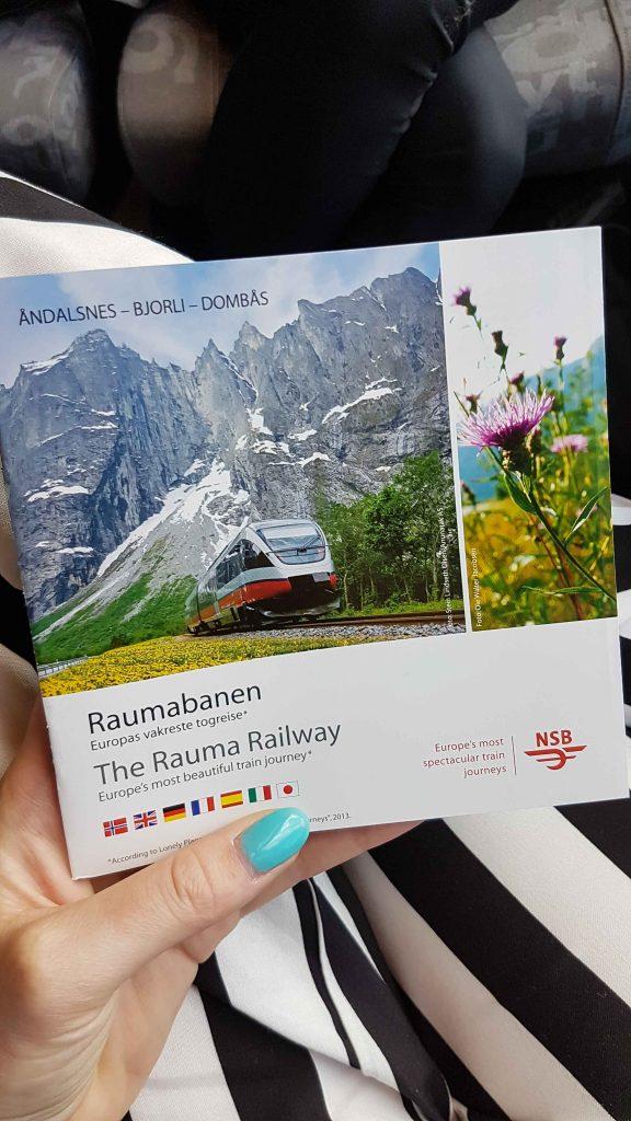 Raumabanen - Europa's mooiste treinreis