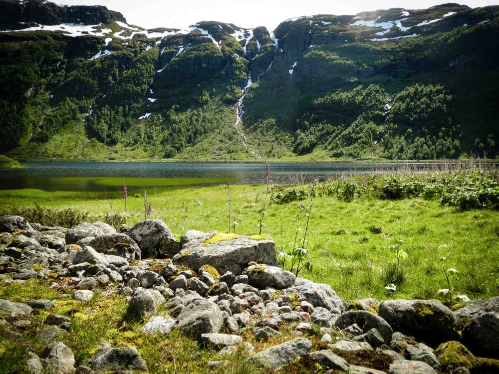 Prachtige vergezichten in Aurlandsdalen