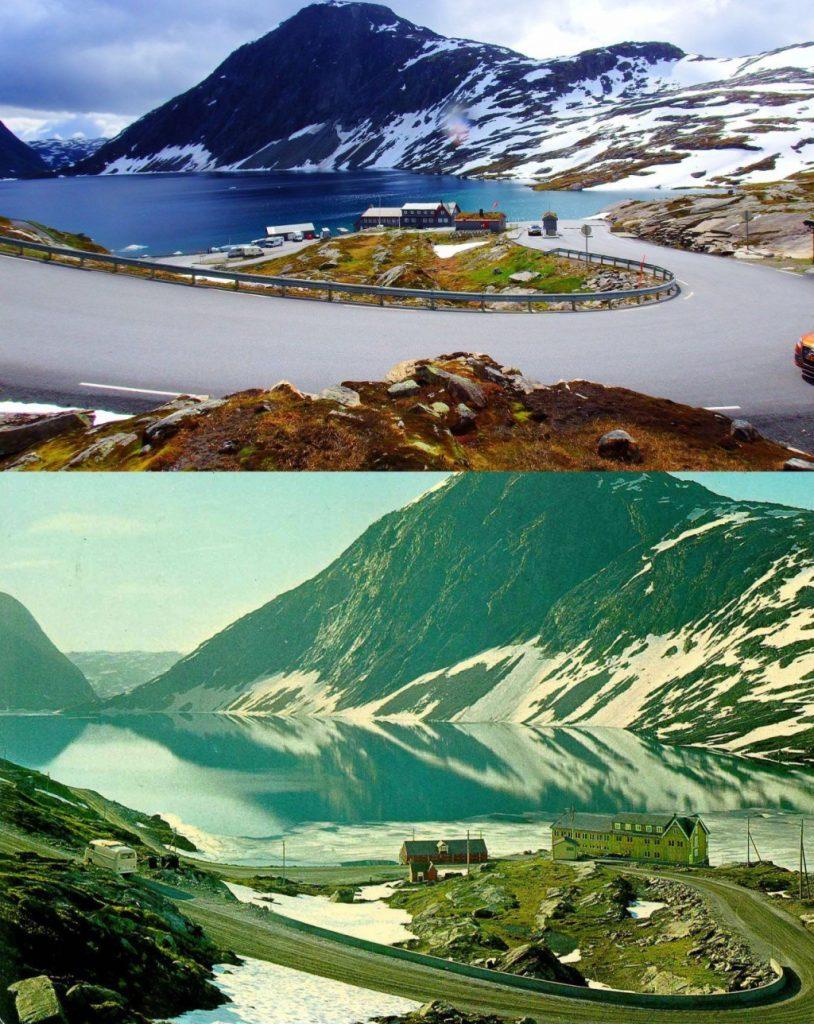 Djupvasshytta, Dalsnibba in Noorwegen