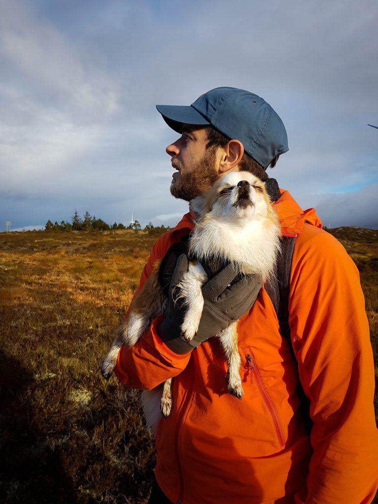 Wandelen in Noorwegen met je hond