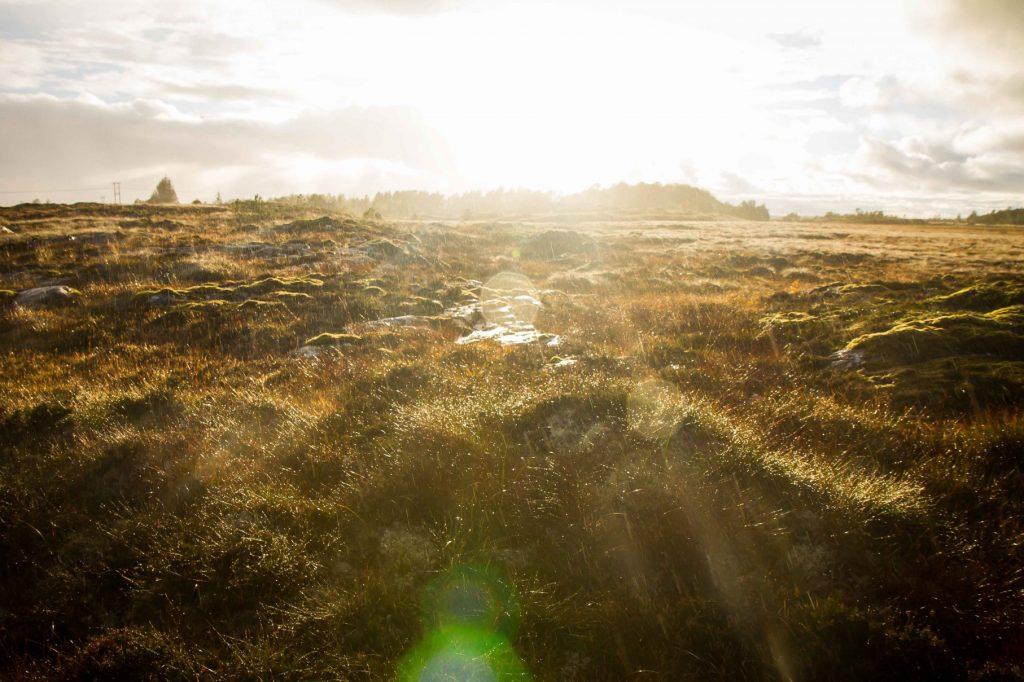 Regen en zonneschijn in Maurdalen