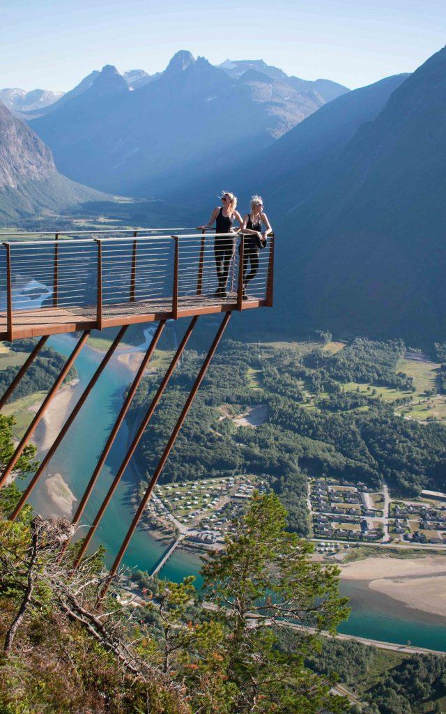 Wandelen in Noorwegen: Rampestreken
