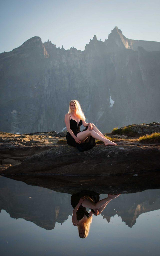 Fotogeniek fjord-Noorwegen: Litlefjellet