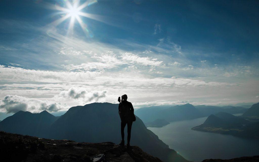 Wandelen in fjord-Noorwegen: Romsdalseggen
