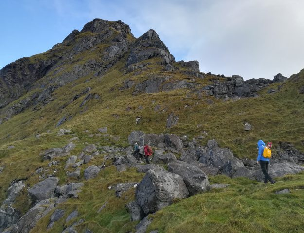 tips voor als je gaat wandelen in Noorwegen