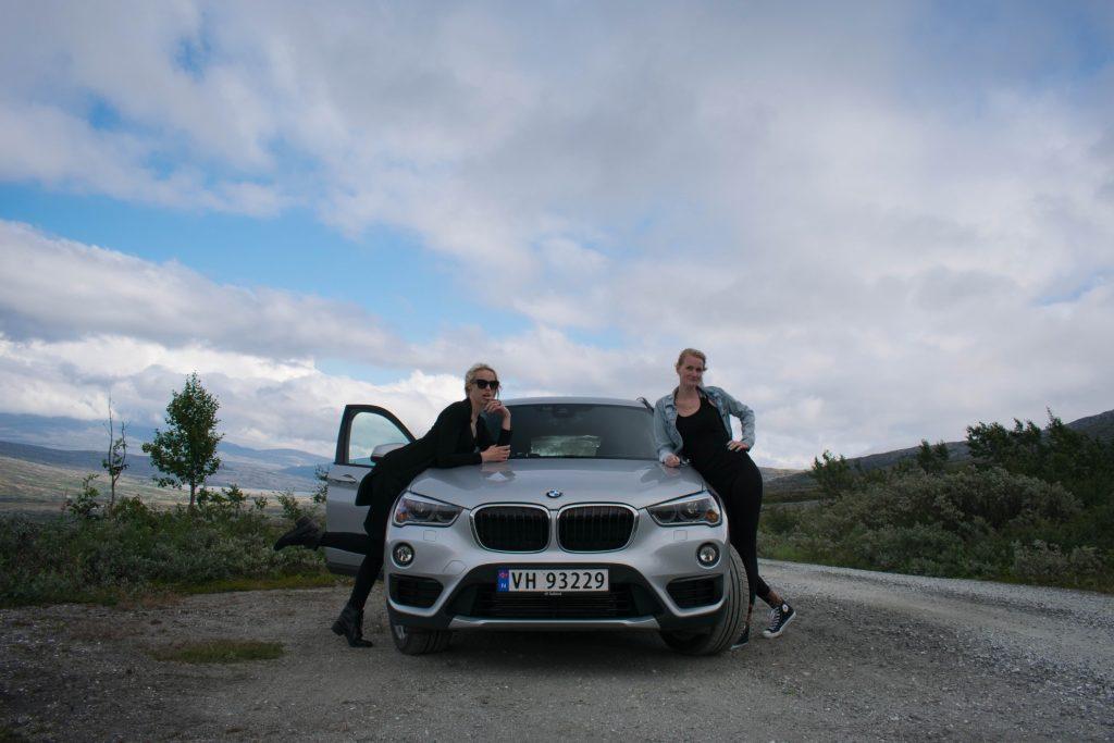Tolweg Aursjovegen Noorwegen