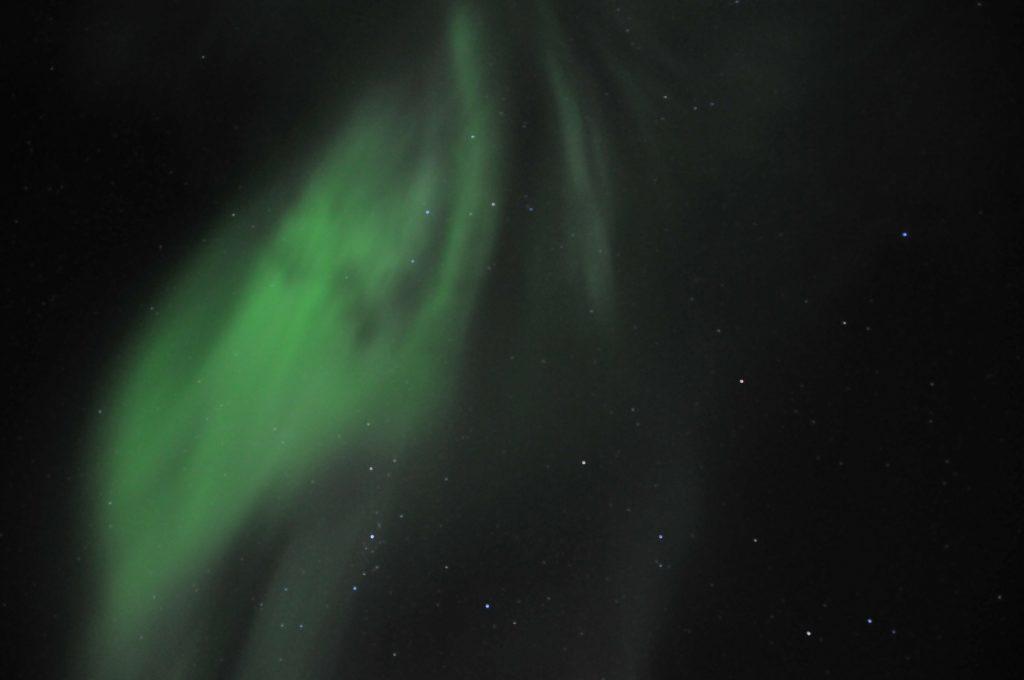 Noorderlicht op Lofoten