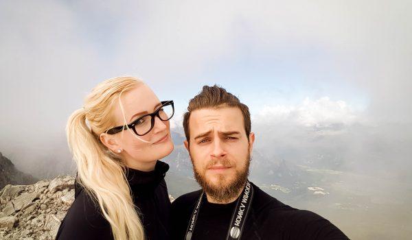Op de top van Blanebba